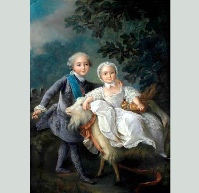 Dauphin Louis XVIII