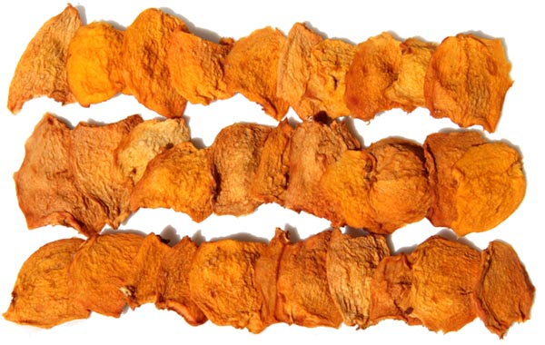 Dried loquat ビワ