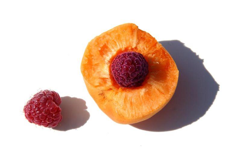 Abricot framboise