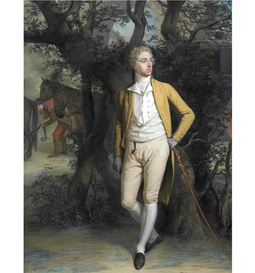Arthur Hill, 2nd Marquess of Downshire (1753-1801)