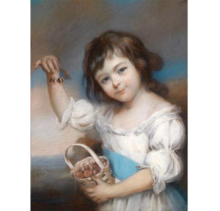 Enfant cerises John Russel dorotheum 06 2011