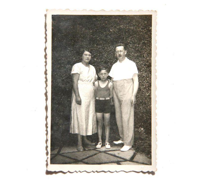 Hotel des bains et de la Plage Pornichet 1933 Lucien et Odette Brigand