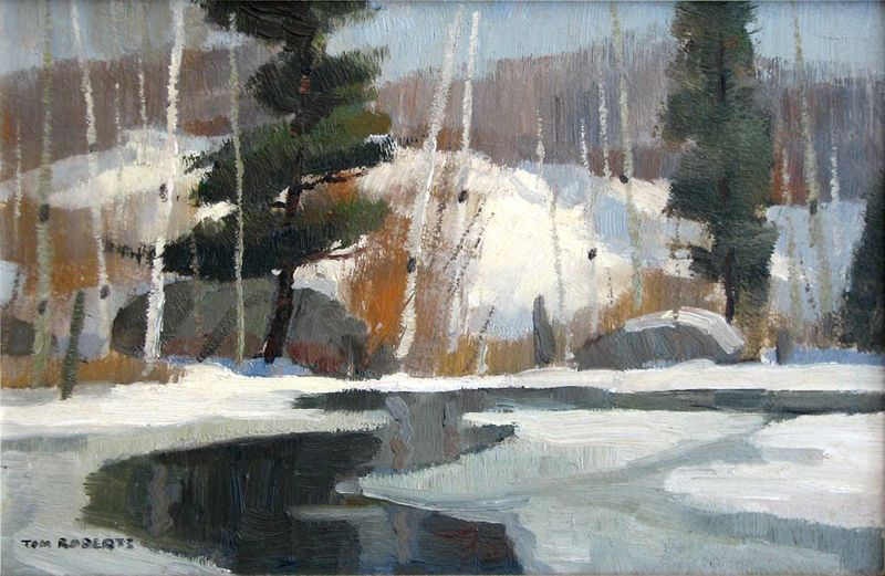 Tom Roberts March Sunlight 1970
