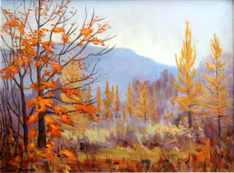 Diana Pattee autumn mood