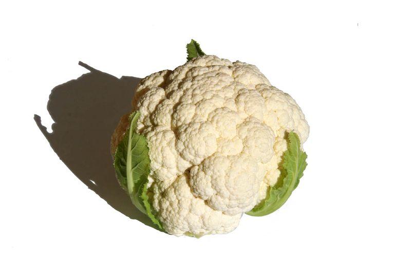 Cauliflower chou fleur