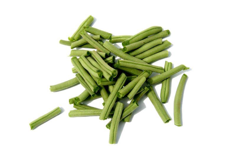 Green bean judías verdes
