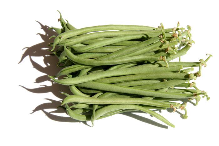 La cuisine du jardin haricots beans - Variete de haricot vert ...