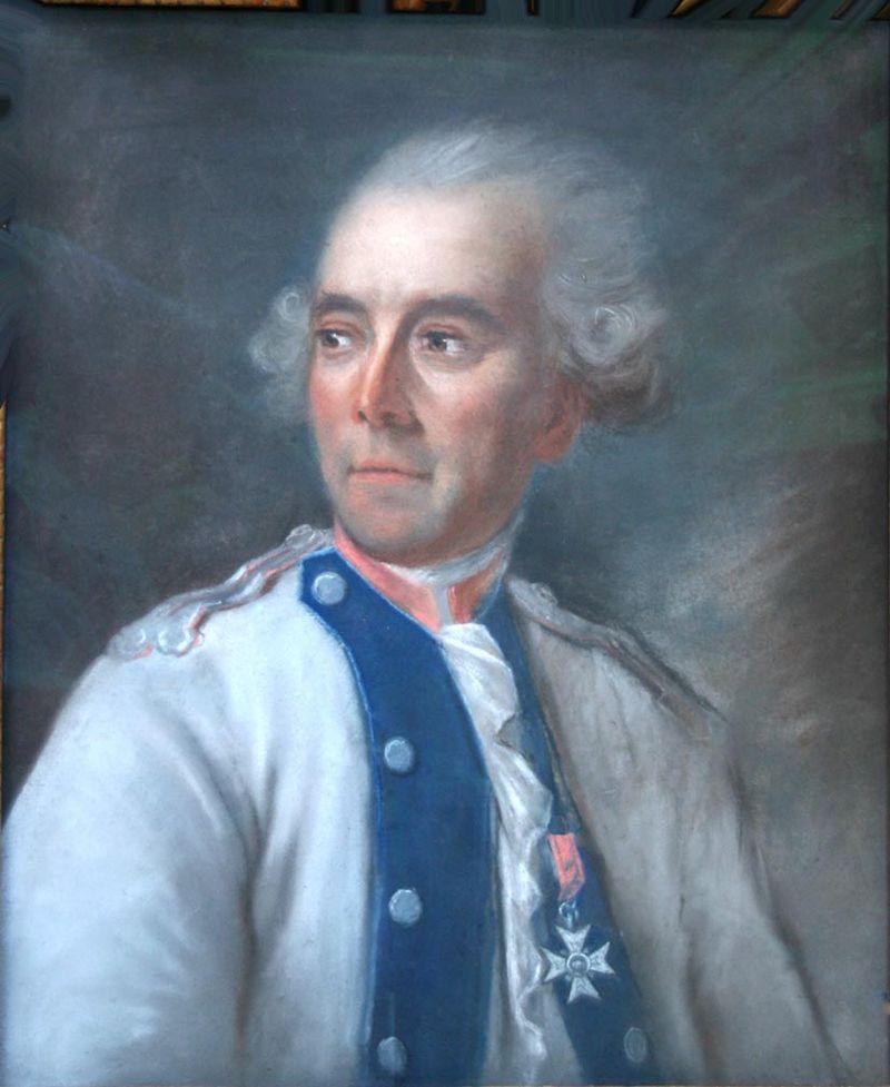 Charles Grenier de Monroy 1721-1805