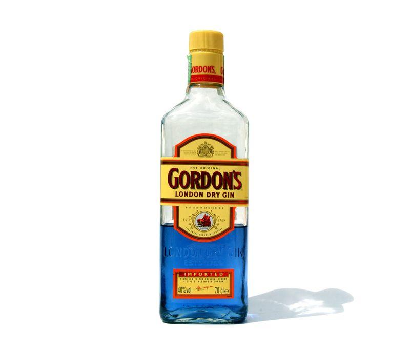 Gordons blue