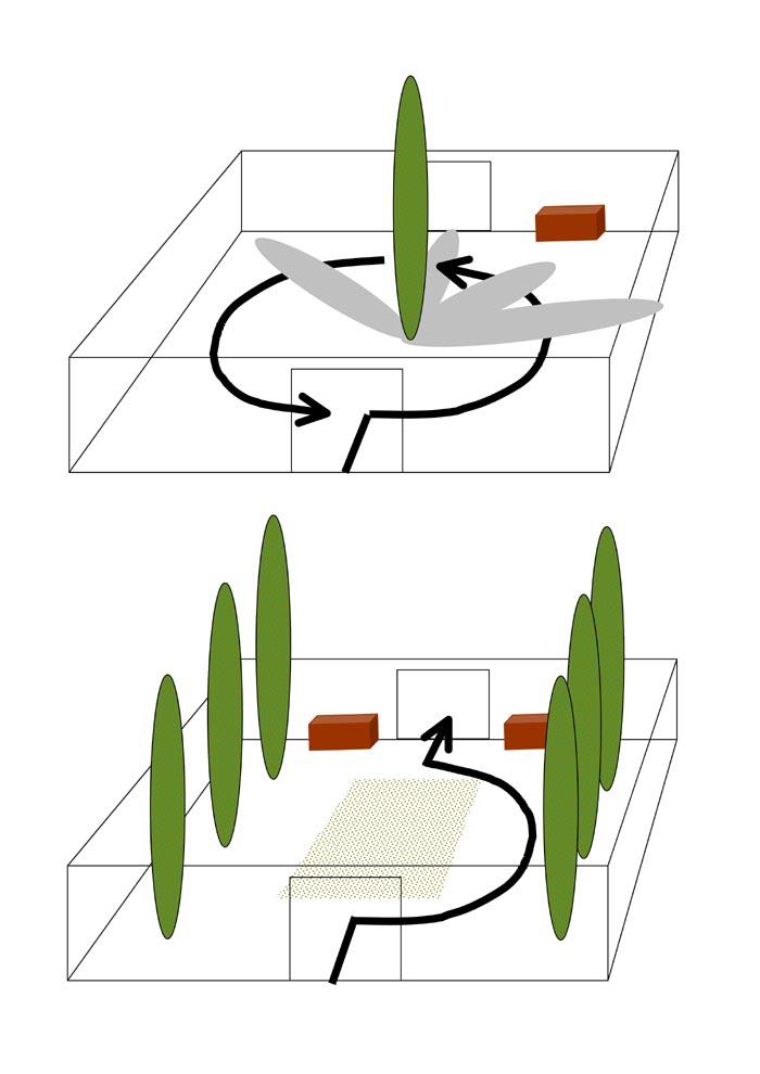 Jardin verticale au centre ou en couloir ne pas faire