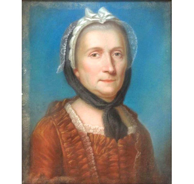 Madame de Landsberg née de Bock (1746-1823) copie