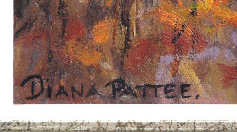 Diana Pattee signature