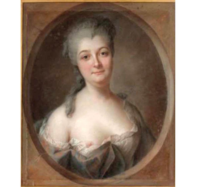 Franz Bernhard Frey Amélie Anne Dorothée Hermani baronne de Dietrich, comtesse du Ban de la Roche