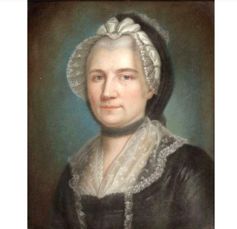 Madame de Glaubitz, née de Lansberg (1725