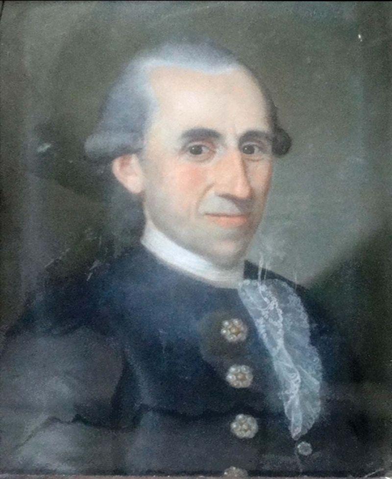Johann Arnold von Clermont Nicolas Monpeur