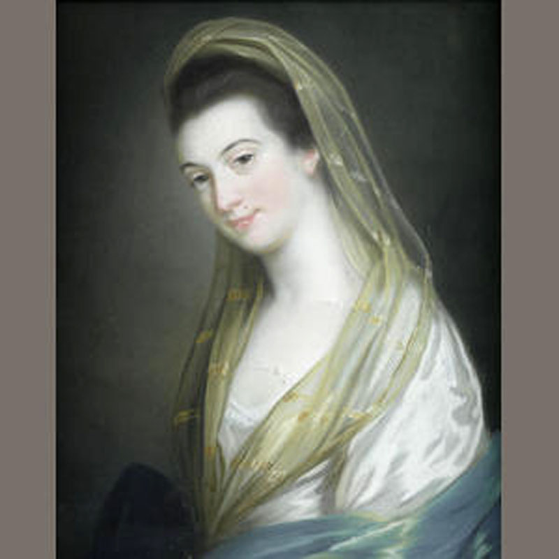 Juliana Penn (1729-1801) par K Read Bonhams 2012