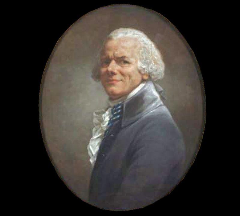 Ducreux autoportrait