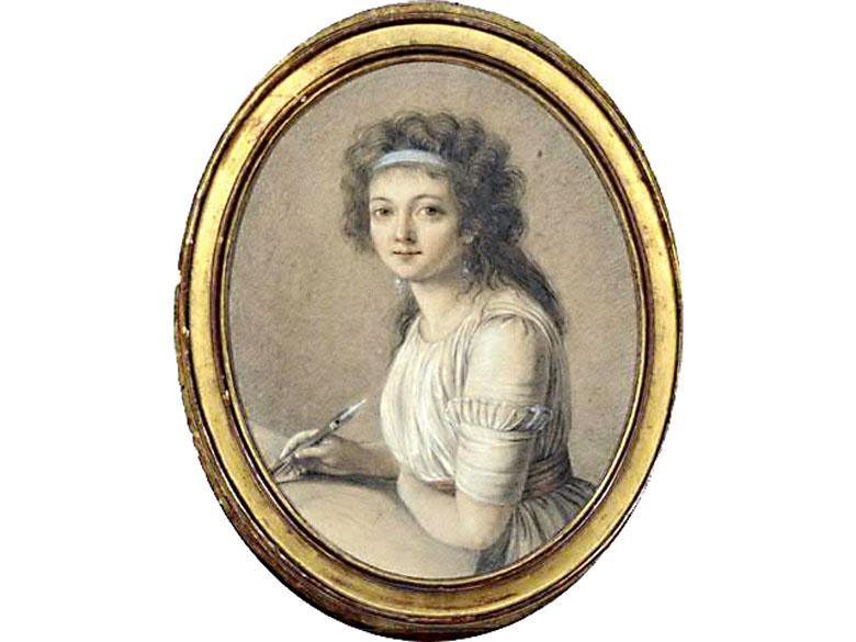 Pauline AUZOU (Paris, 1775 - Paris, 1835)