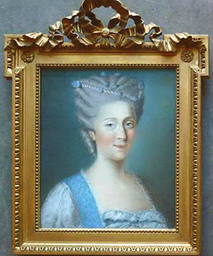 Marie-Louise-Lothaire de Raigecourt  ep de Valori (1755–1836)