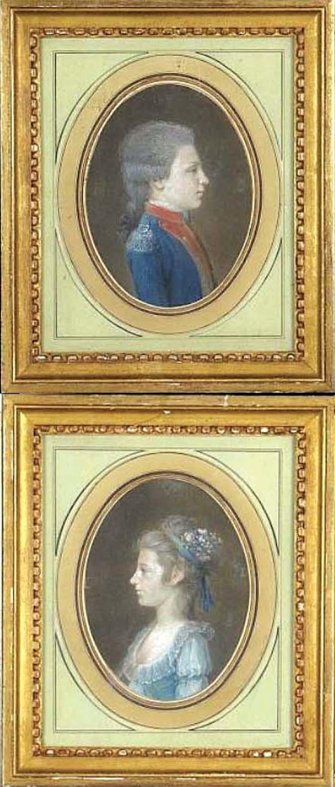 De Villeneuve. delin 1786 Artcurial 2012