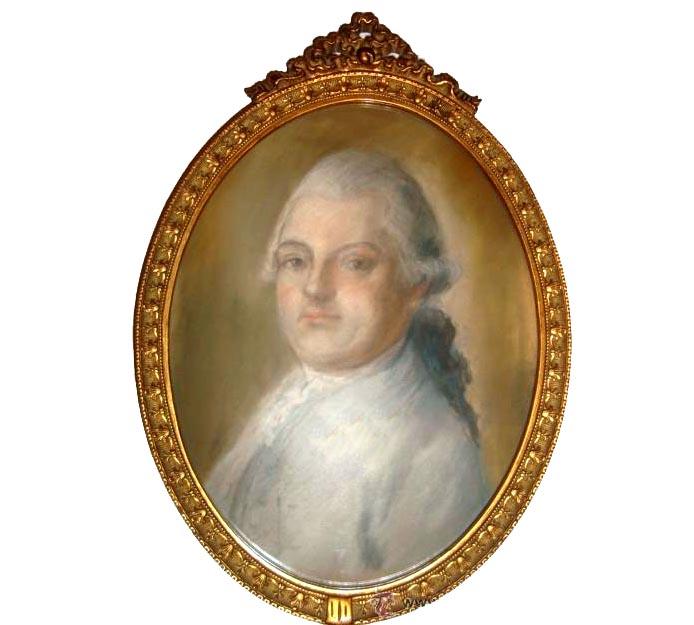 Johann Gisbert Riedel - 1737-1785