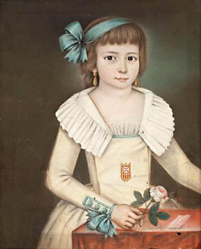 Ramona Janer comtesse de Moy