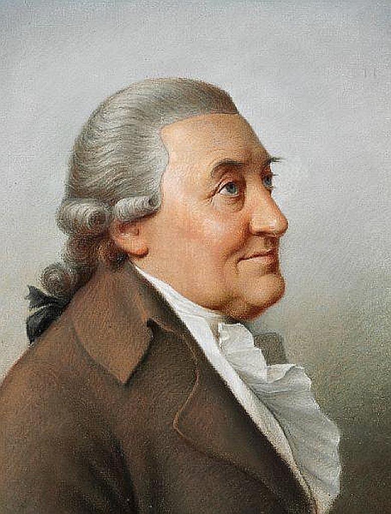 Niels Ryberg (1725-1804) par Juel