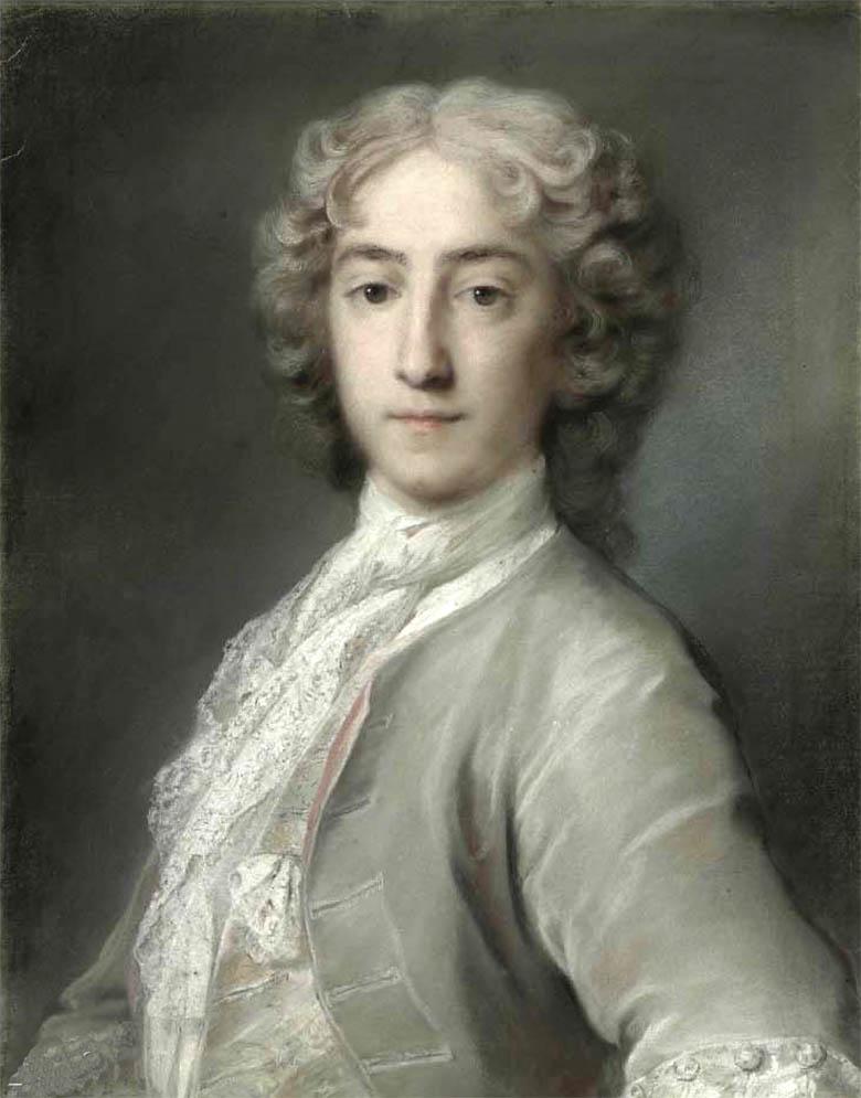 Lord Sidney Beauclerk  par Rosalba