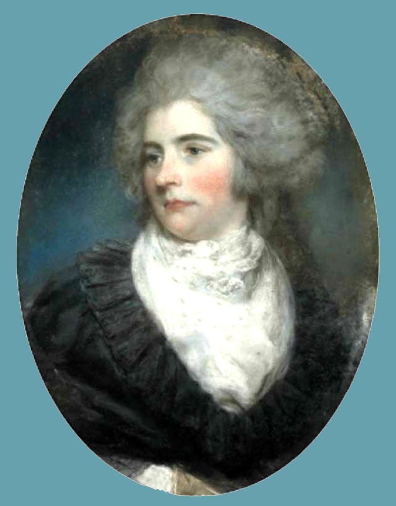 Lady Frederick née Mary Garth