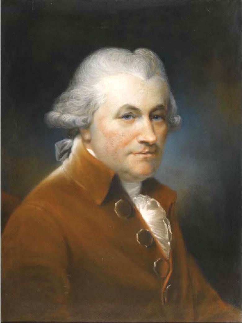 John Johnson 1732-1814  par Russell