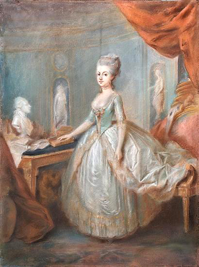 Marie-Christine-Josèphe de Lorraine copie