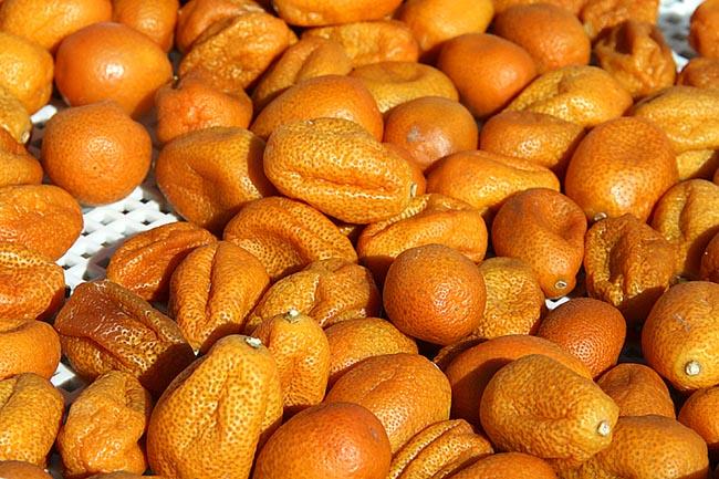 Driing marumi kumquat