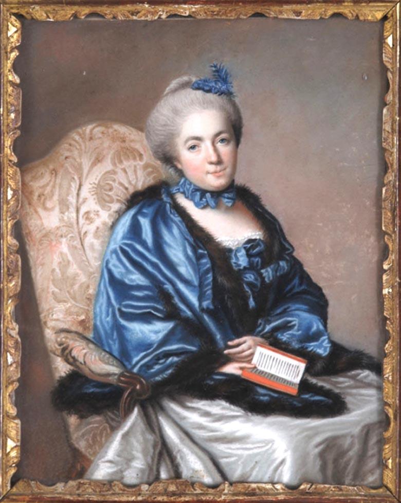 Éléonore-Antoinette Hardy épouse Luc Polier