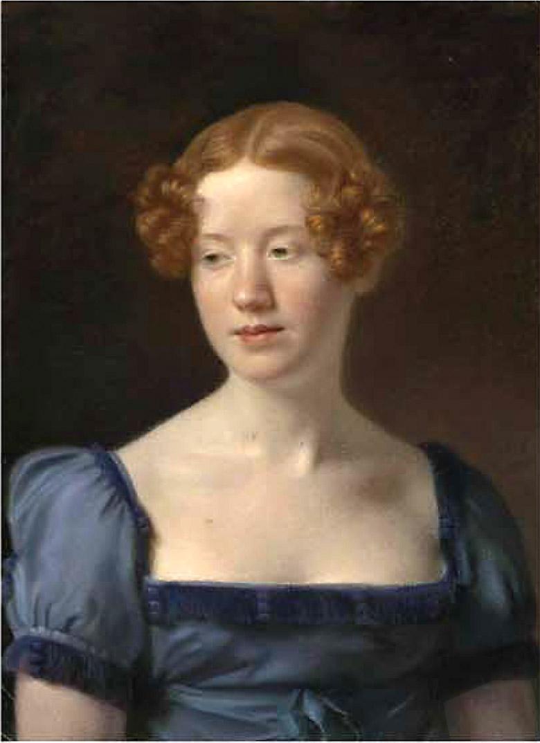 Emilia Anne MacLeod Pringle par Skirving