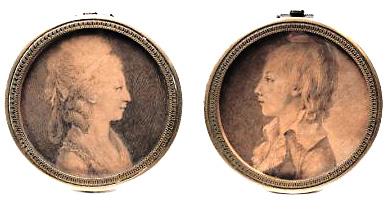 Louis XVII & Madame Royale