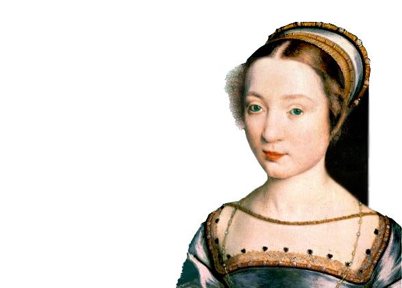 Reine Claude de France par Corneille de Lyon