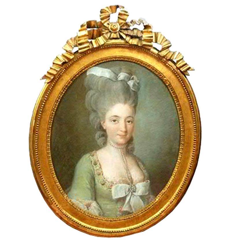 Adrienne Choart de Magny épouse Godard d'Aucourt