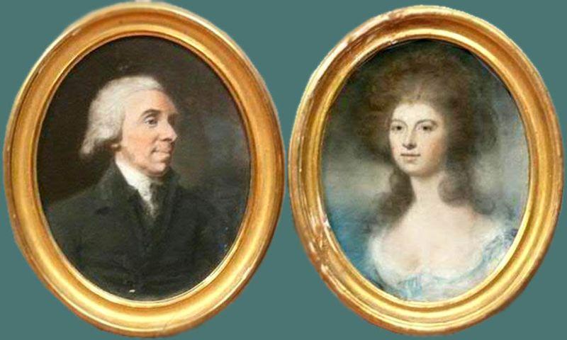 Mateus Finnican et Ann OBrien