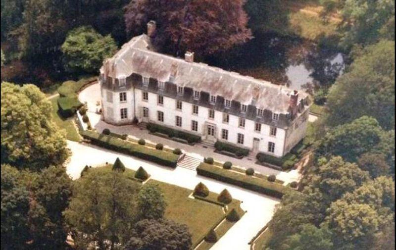 Chateau de plancy