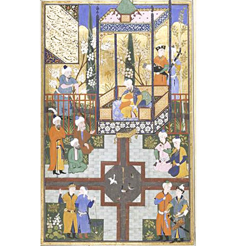 Le sultan Malik Salih MET 11-134-2