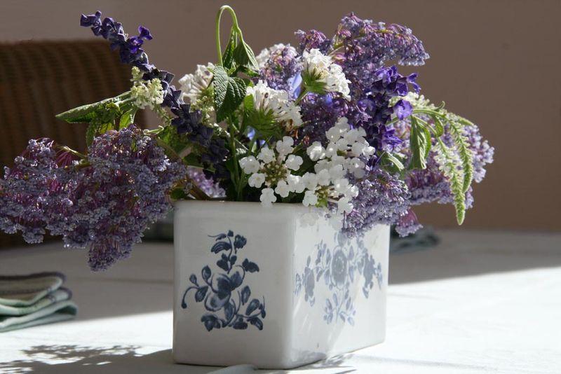 Bouquet aout