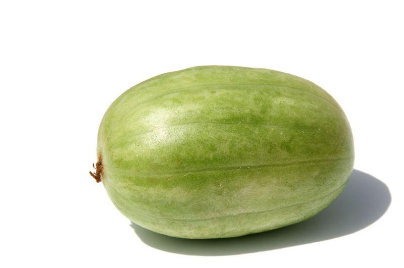 Cucumber-Cetriolo Melone Carosello Tondo Di Manduria