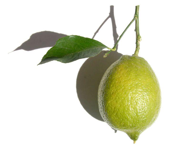 Citron doux