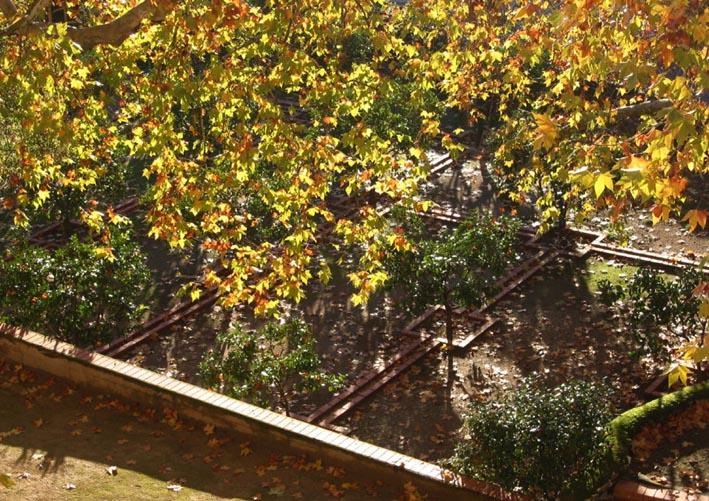 Pousada Alvito irrigation par canaux sm