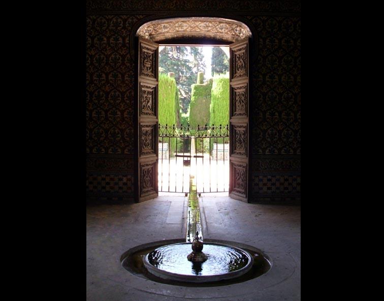 Pavillon charles quint seville