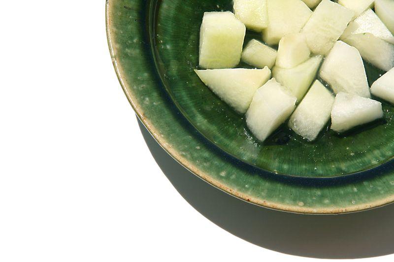 Melon eau de fleur de pamplemoussier