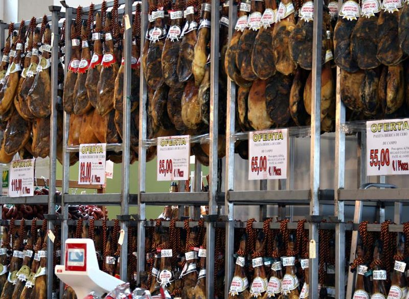 Feria jamon aracena 2015