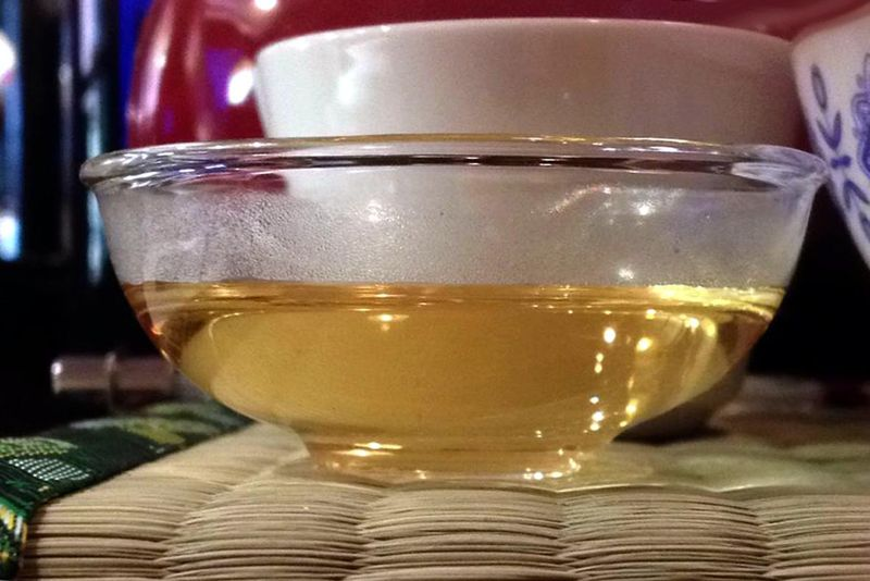 Infusion oolong 2015