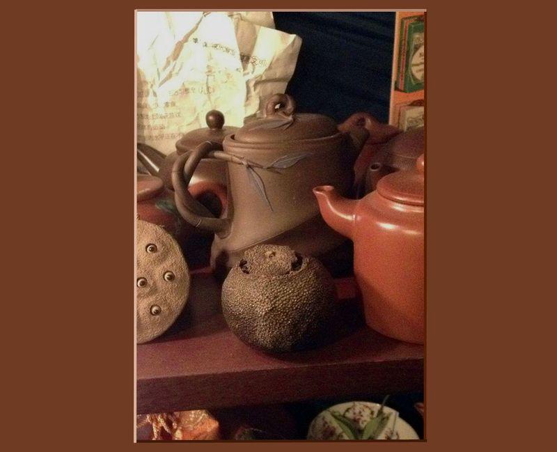 Tea tangerin Companhia Portugueza do Chá