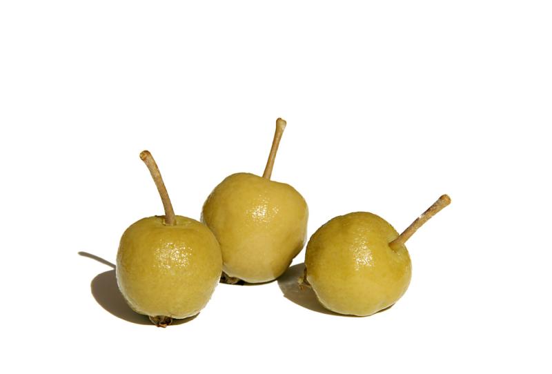 Pommes vertes